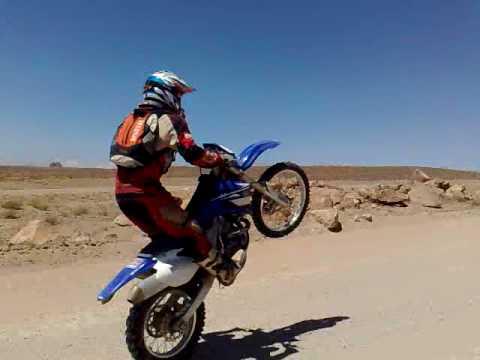 moto yamaha kabri