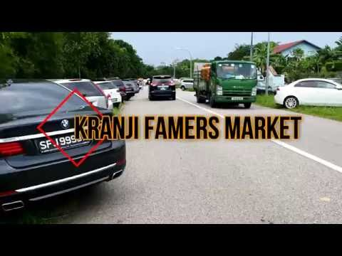 Kranji Famers Market - Singapore
