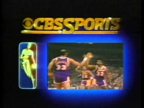 CBS Intro: Game 1, 1983 NBA Eastern Conference Finals