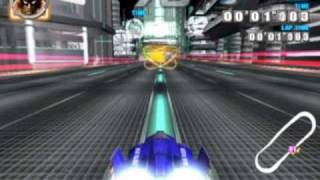 F-Zero GX - Playthrough [Part 1 - Story Mode - Prologue & Chapter 1: Captain Falcon Trains][ENG]