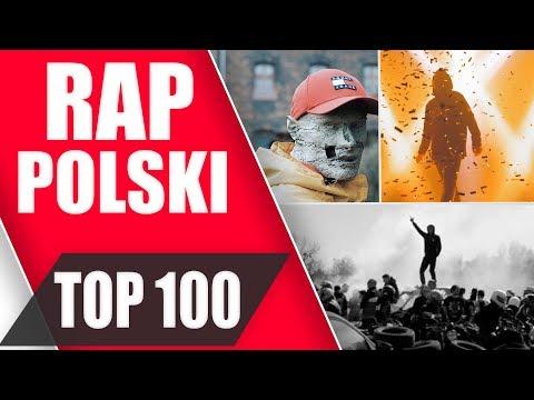 Top 100 Polski Rap 2018 - 2017