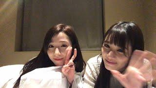 200329【日曜日の夜】TEAM SHACHI秋本帆華、大黒柚姫のお部屋配信!