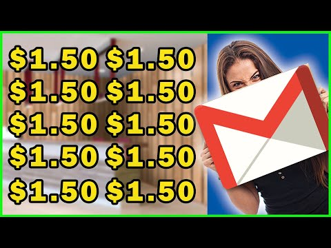 Get Paid To Collect Emails - PASSIVE Income $1.50 Per Email TRICK (NO WEBSITE)