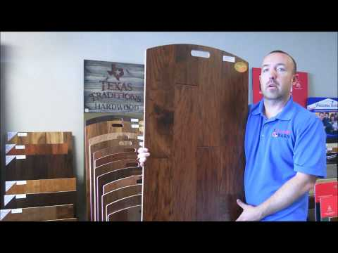 Texas Traditions Colonial Manor wood floors Review by The Floor Barn flooring store in Mansfield TX