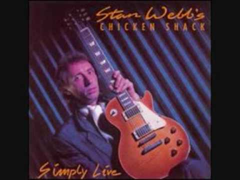 Sweetest little thing - live - Stan Webb´s Chicken Shack .wmv