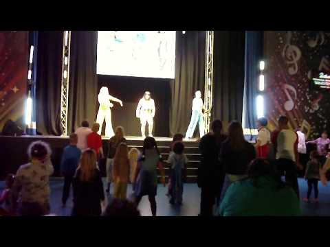 Skyline Gang Dance With Us PART 1 Butlins Skegness 2017