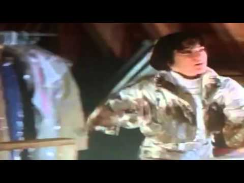 Home Alone 3 - Alice falls down the dumbwaiter shaft - YouTube