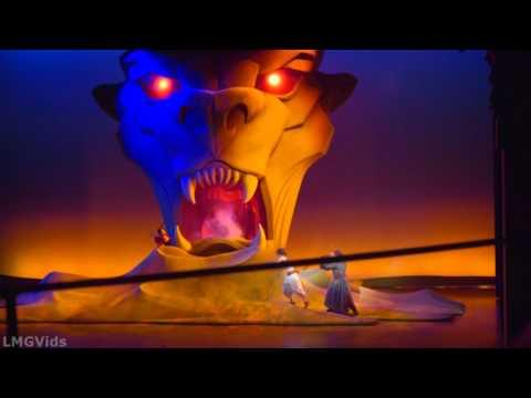 [HD] Disney's Aladdin: A Musical Spectacular California Adventure 1080p 60fps Full Complete Show!