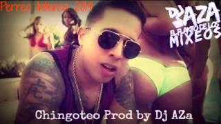 """Mix Chingoteo Prod By Dj Aza El Flakito de los mixeos 2014 """"underground Edition"""""""