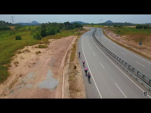 Singapore ⇦ 🚵♂️ ⇨ Pengerang Malaysia MTB Ride