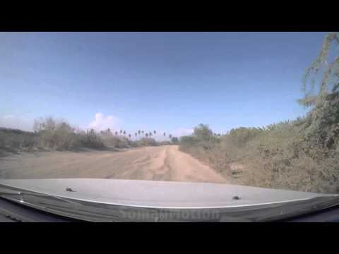 Somalia Afgoye HD video