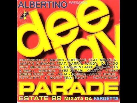 Deejay Parade Estate '99 - Disc 1