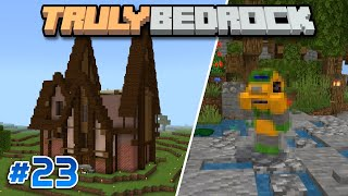 Truly Bedrock - Missing Roofs and Lost Robots - Ep 23