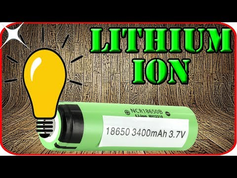 How to power an 12v led light bulb with one 18650 lithium battery