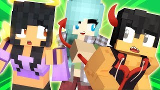 Katelyn's New Boy Friend? | Angelsville Minecraft Survival [Ep.9]