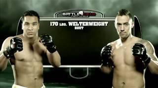 Marcus Aurélio vs Campeão de Muay Thai