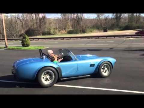 ERA 289 FIA USRRC Cobra