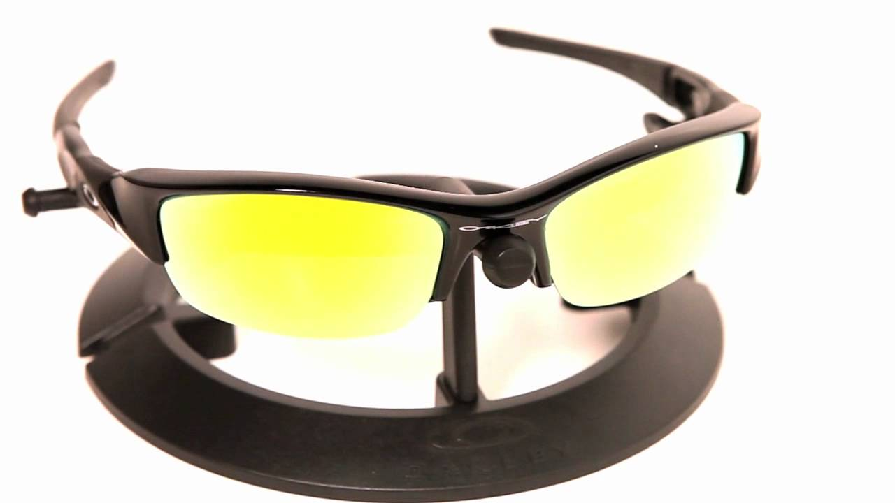 759a1cca0c VL Polarized 24K Gold Replacement Lenses for Oakley Flak Jacket ...