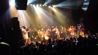 "Big Boi  B.o.B. - ""Shoes For Running"" Live"