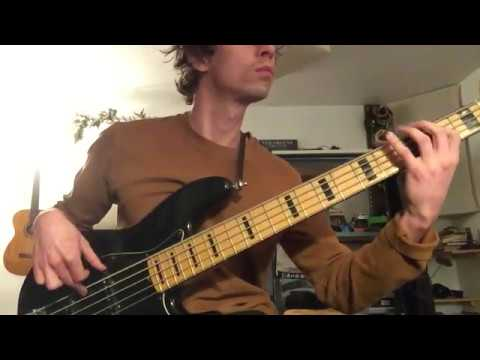 Daniel Aged - Bass Cover - Rev. James Moore - I Stood On The Banks Of Jordan (Part 1) - Joel Smith