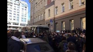 Все сотрудники фонда борьбы с коррупцией из московского офиса задержаны