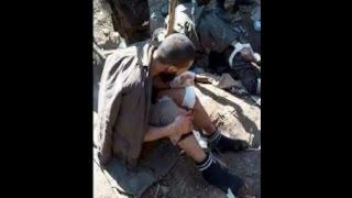 عاجل فيديو الارهابيين الذين تم القضاء عليهم في تيزي وزو