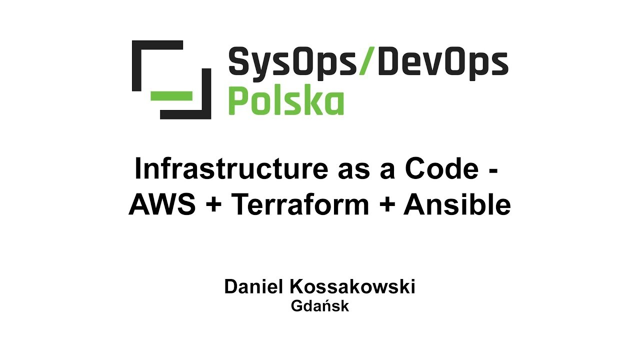 Repeat [#128] Infrastructure as a Code - AWS + Terraform + Ansible