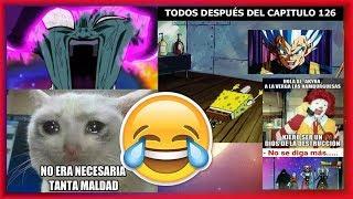 Memes de dragon ball super