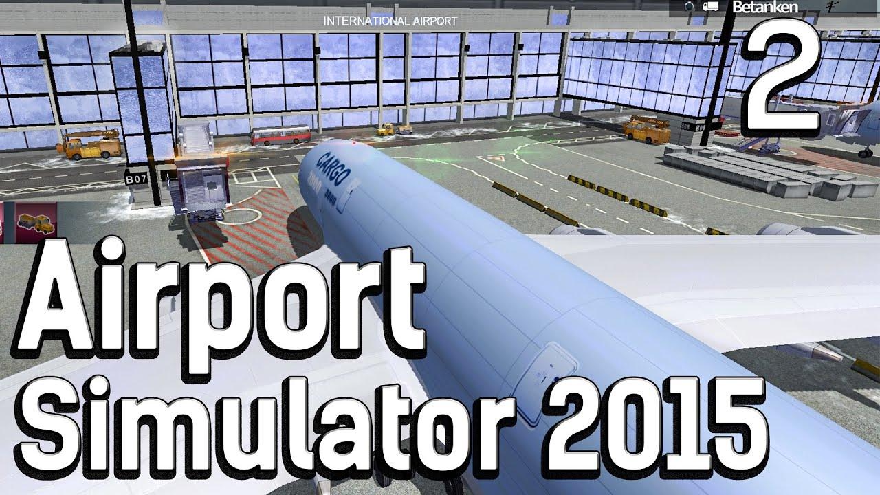 Flughafen Manager Spiel