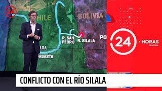 24 Horas Te explica: Conflicto con el río Silala