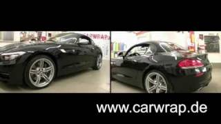 full CAR-WRAP BMW Z4