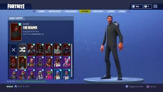 Selling/Trading Fortnite Account ( OG Red Knight) - Twitter @Assemity