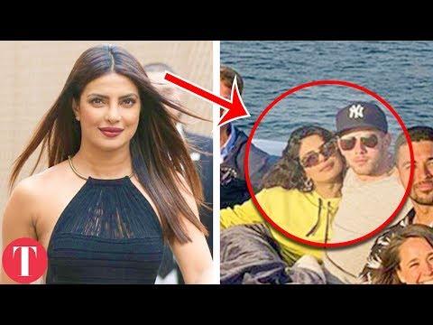 Evidence That PROVES Priyanka Chopra And Nick Jonas Are Dating
