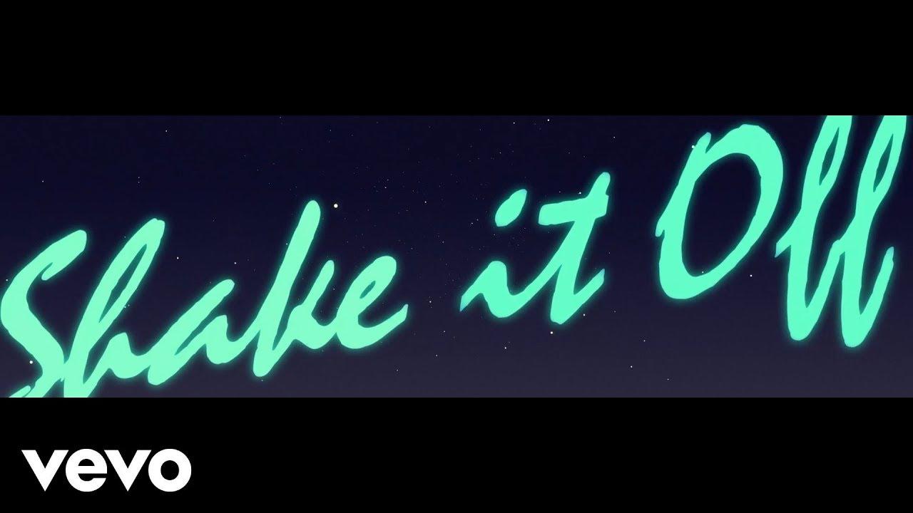 Taylor Swift - Shake It Off (Visual) - YouTube