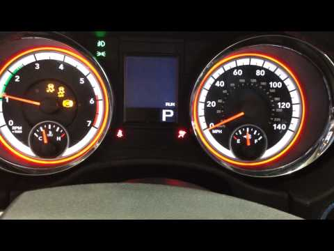 Reset Oil Maintenance Light - 2009 to 2010 Nissan Altima ...