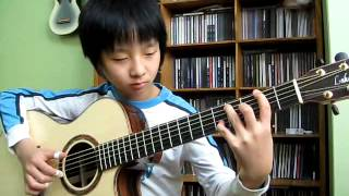 Download (The Eagles) Hotel California -  Sungha Jung (2009.2.16) MP3 song and Music Video