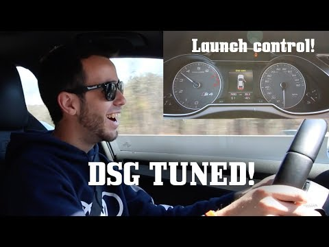 B8.5 S4 Gets Integrated Engineering DSG Tune!!!