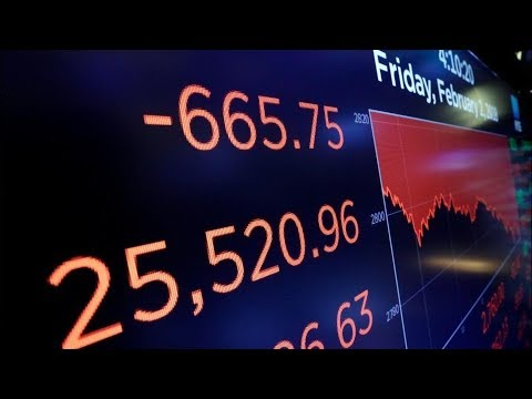 Dow Tumbles 666 Points As Stock Market Drops Amid Fears Of Rising Interest Rates | Los Angeles Times