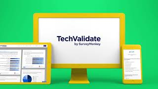 TechValidate by SurveyMonkey: Social proof at scale thumbnail