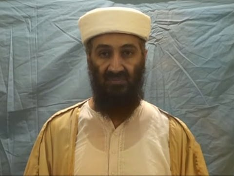 The last minutes of Osama bin Laden