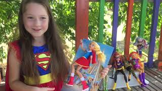 DC Super Hero Girls dolls #Mattel | Розпакування #ляльок #Супергероїв