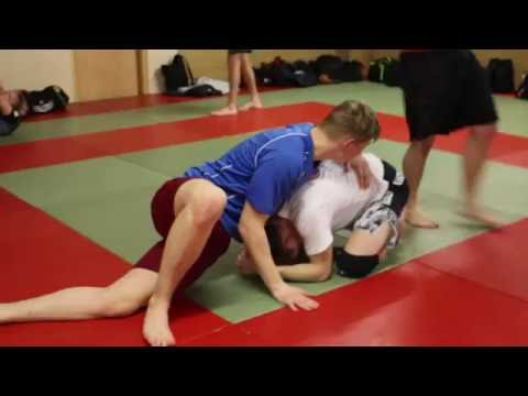 Fight Academy Song Paderborn - Grappling