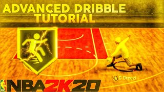 NBA 2K20 ADVANCED DRIBBLE TUTORIAL! LEARN ALL THE COMBOS NOBODY WANTS YOU TO KNOW! AFTER PATCH 1.03!