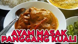 [ omaralattas ] vlog #111-2018: Ayam Masak Panggang Kuali