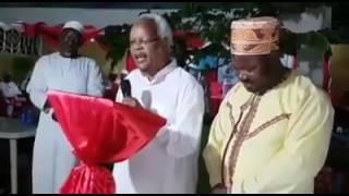 Lowassa amuomba Rais Magufuli awaachie Masheikh wa Uamsho
