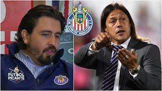 CHIVAS 'Matías Almeyda asumió cosas que no le correspondían', Amaury Vergara | Futbol Picante