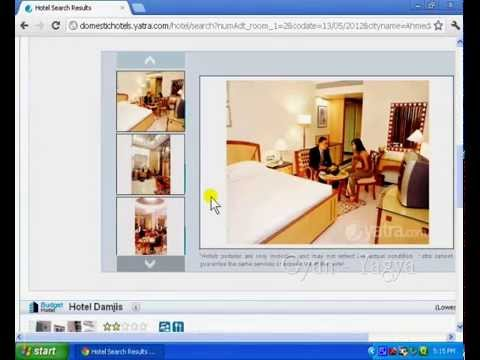 Getting Information & Room Booking in Hotel Online - in Hindi, Hotel Me Room Book Kaise Kare?