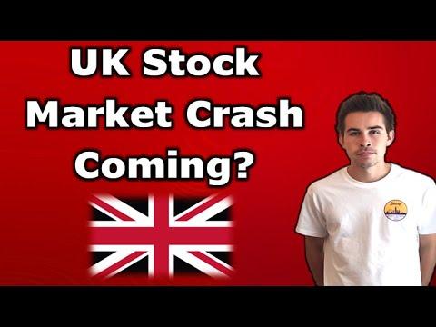 UK Stock Market Crash Coming?