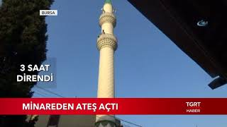 Video Minareden Ateş Açtı, Polisler Alarma Geçti! download MP3, 3GP, MP4, WEBM, AVI, FLV April 2018