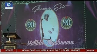 Glorious Home Call Of Matilda Ohuabunwa | Metrofile |
